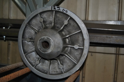 bombardier secondary clutch $125.00