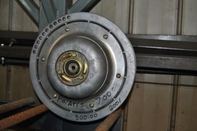 polaris 2001 secondary clutch $300.00