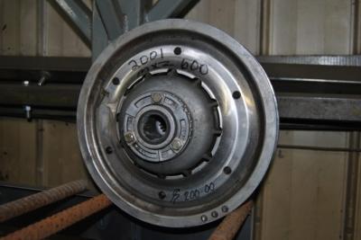 bombardier mxz 600cc secondary clutch $200.00
