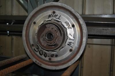 bombardier mxz 800 twin cylinder secondary clutch $300.00