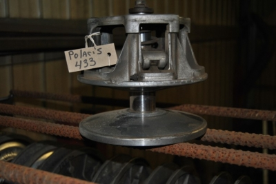 primary clutch for polaris 433,excelent condition $200.00
