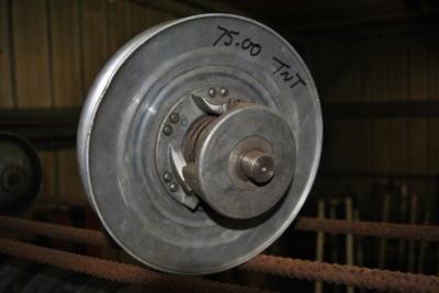 tnt/everest secondary clutch $75.00