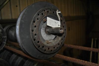 1975 snojet 340cc secondary with brake disk $100.00