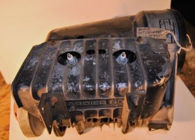 TNT/Everest 440 fan cooled with clutch,good compression $400.00. Image 1/2