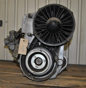 Rotax 377 totally rebuilt, crank,pistons,pressure tested $475.00. Image 2/3