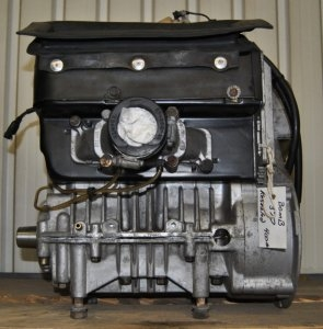 Rotax 377 totally rebuilt, crank,pistons,pressure tested $475.00. Image 3/3