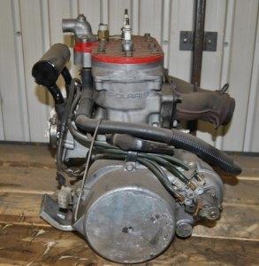 2001 Polaris 700cc new piston and oil pump,waterpump drive belt, excelent condition $750.00. Image 2/2