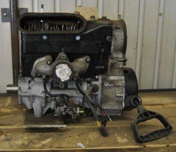 Arctic Cat motor Susuki 340 new crank and resealed, pressure tested, $475.00. Image 1/3