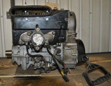 Arctic Cat motor Susuki 340 new crank and resealed, pressure tested, $475.00. Image 2/3