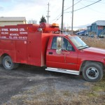 RVA Steel Works Mobile repair unit
