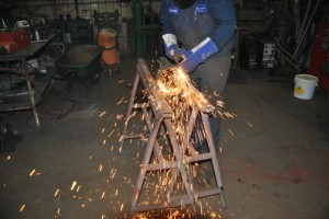 RVA Steel Welding